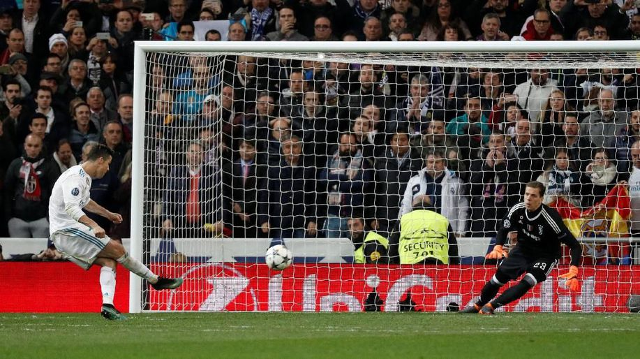 Dramatis! Penalti Ronaldo di Injury Time Loloskan Madrid ke Semifinal https://t.co/z018OGdw8G https://t.co/yZOnI5lVJf