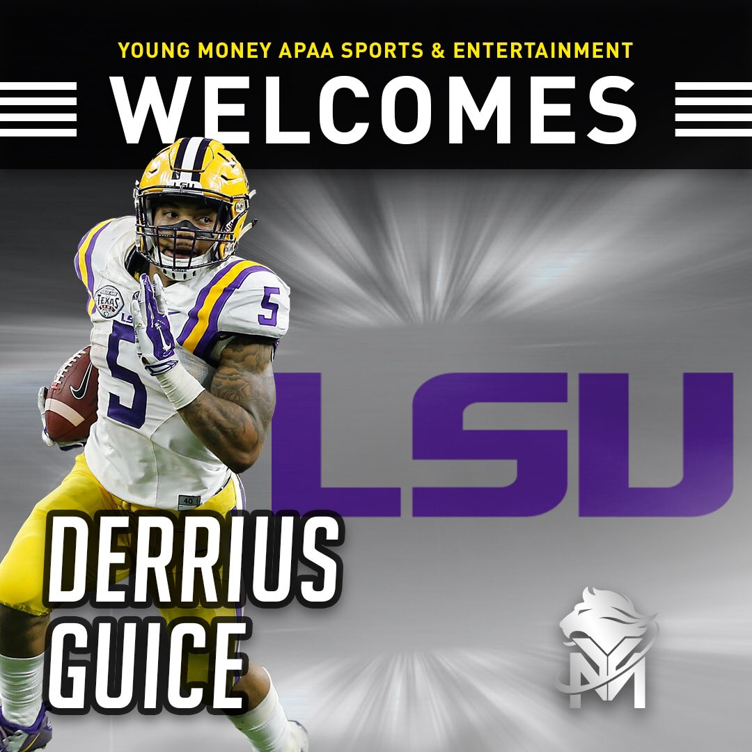 Welkome to the fam @dhasickest!! Put on for the home team Louisiana!! #YoungMoneyApaa