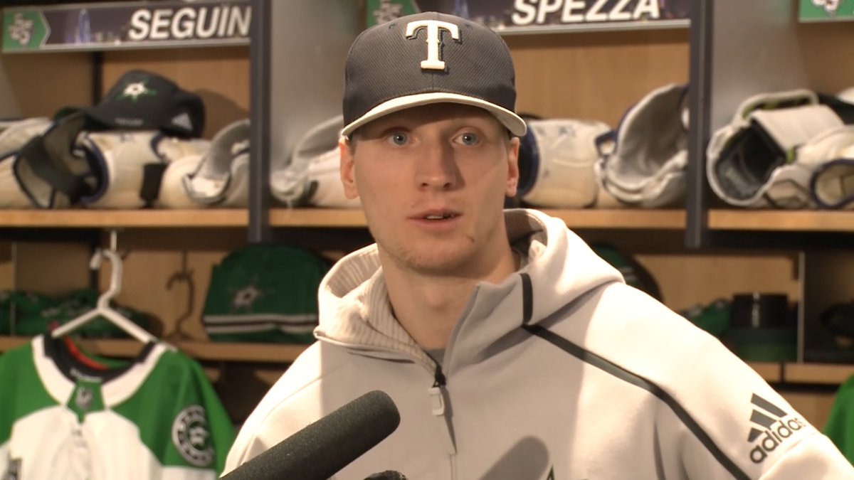 John Klingberg talks about how his game has evolved this past season and on leading the Stars D-corps next season.