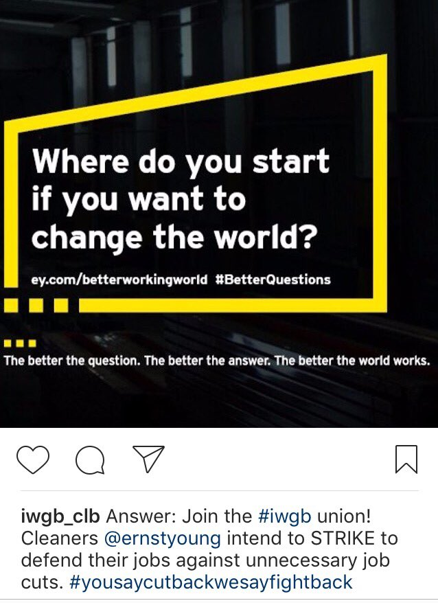 Borrowing some @EYnews propaganda  Am I right @IWGBunion @MoyerLee?  #jointheunion #changetheworld<br>http://pic.twitter.com/ARYaRvrTg8