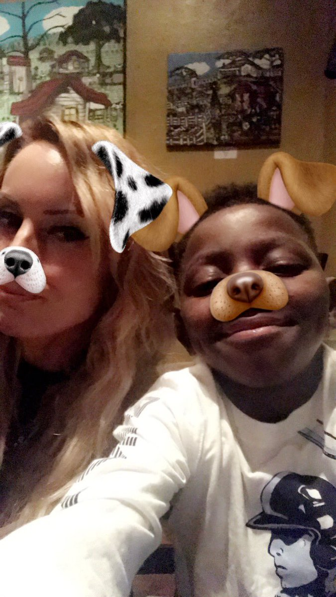 #WCW Thx u @DanaWarriorWWE for the love and support this week! Hope to see y'all back in New Orleans soon #warrioraward 💪💪💪💪