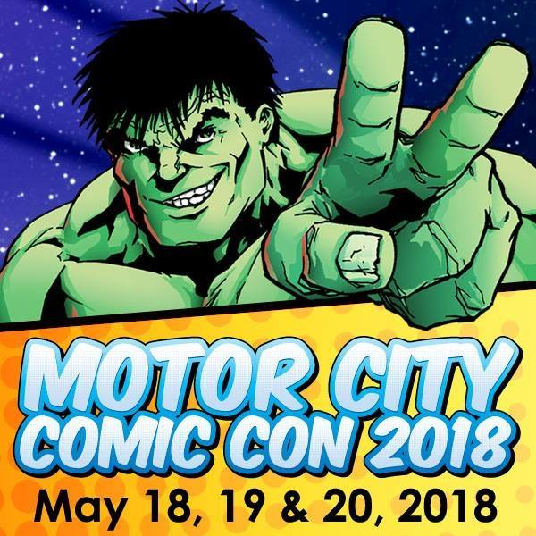 DETROIT, MICHIGAN DDPY WARRIORS - @RealDDP is coming to @MotCityComicCon with @BrendaKayPage May 18th - 20th. bit.ly/2tR2n0d #MeetDDP #MCCC