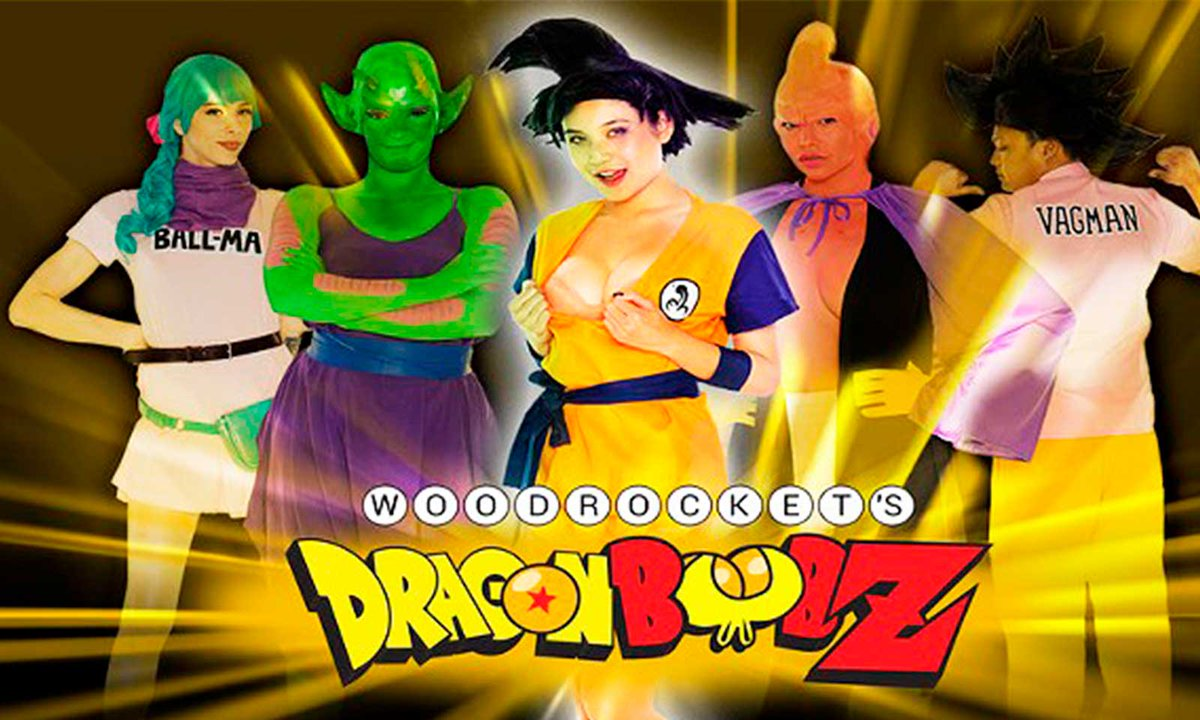Porno de dragon ball z photo 11