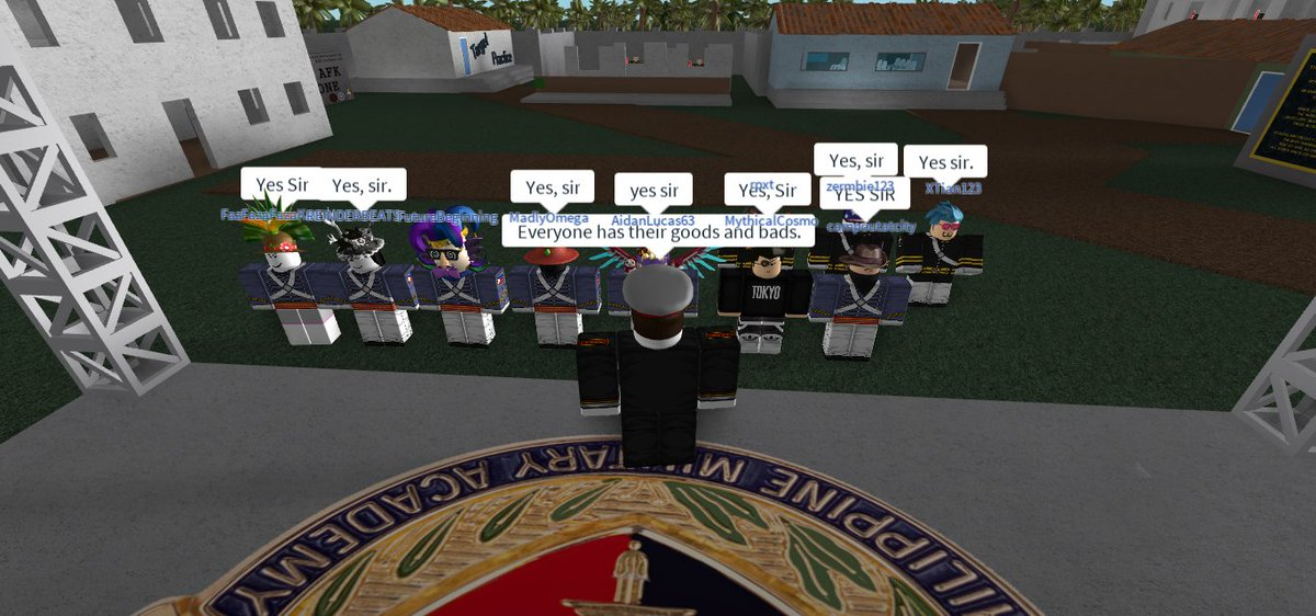 Revive Roblox Pma Roblox Ar Twitter Yesterday S Training Was A Success We Had At Least 20 Members Joining The Training Best Record For The Month Let S Keep The Numbers Rising By Letting The Old
