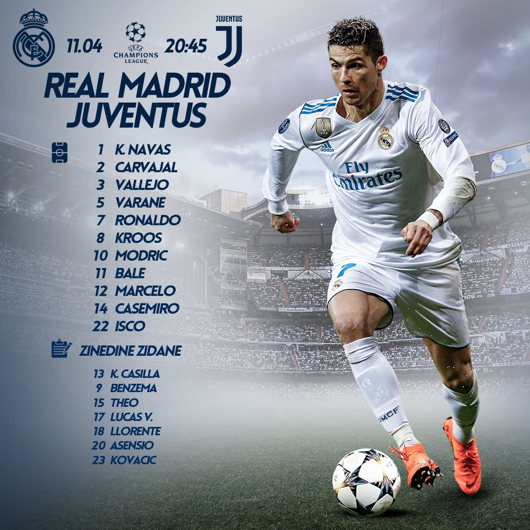 Real Madrid Tv On Twitter Real Madrid Vs Juventus Here We Go Ucl Halamadrid Free Live Stream Hd For Pc Mobile Android Ipad Iphone Here Https T Co Njavrvncye Https T Co 0skuxklutc