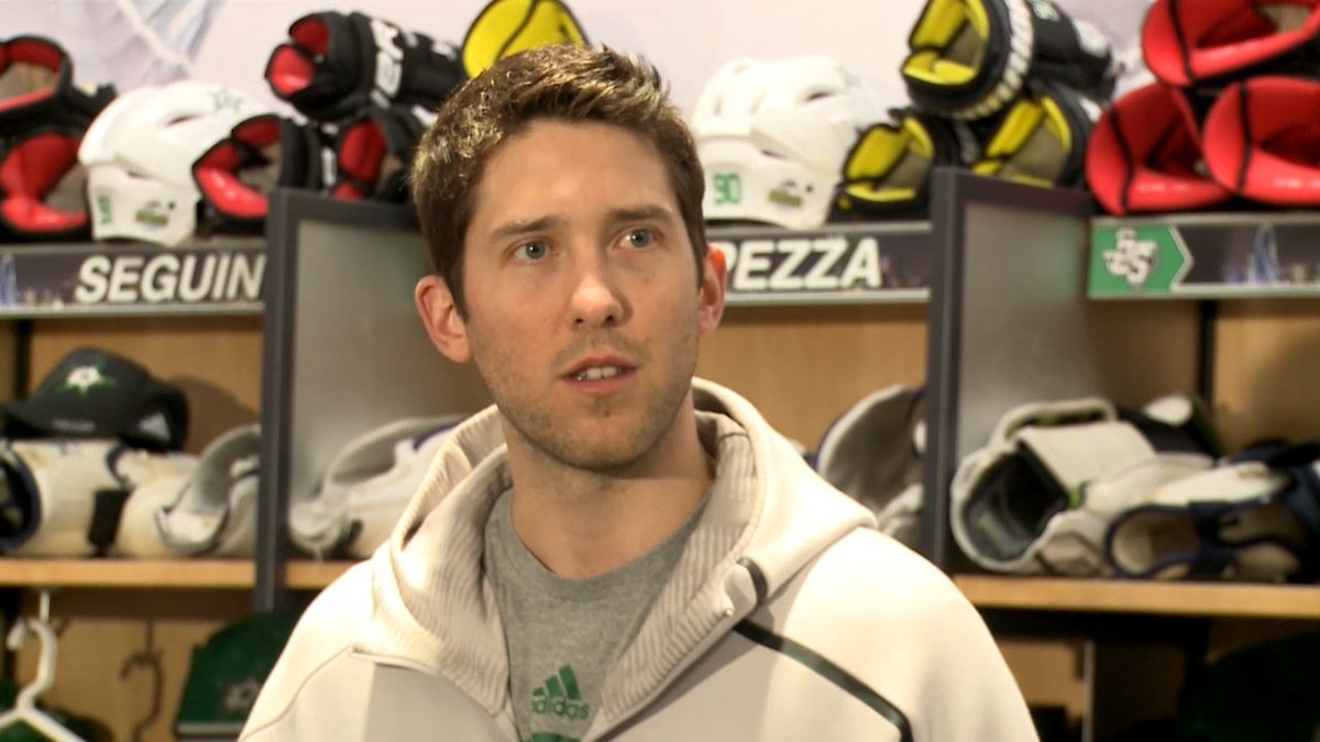 Ben Bishop discusses in detail the injury he sustained towards the end of the season.