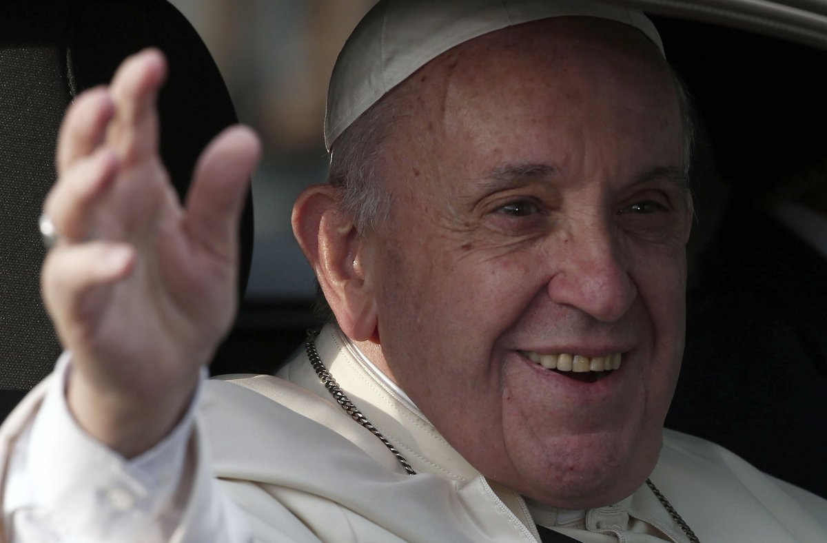 """Pope Francis admitted to """"grave errors"""" in his handling of a Chile sexual  abuse"""