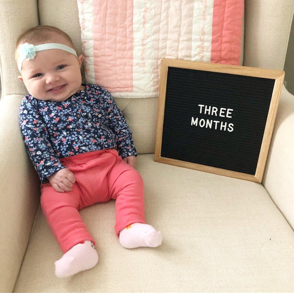 Hazel: three monthsold https://brookehamiltonblog.wordpress.com/2018/04/11/hazel-three-months-old/…