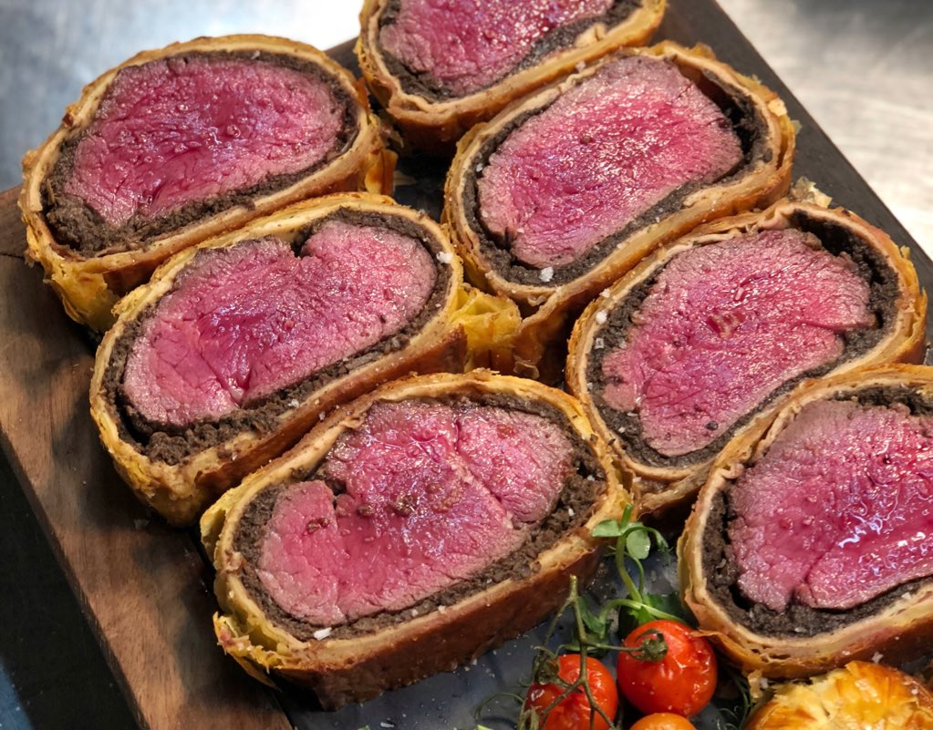 You can never have too much #beefwellington !! Where have you tried my signature? Gx