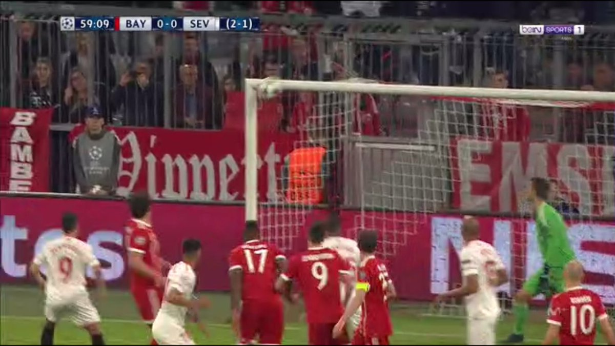 Bayern - Sevilla champions OCTAVOS VUELTA: 20:45H DahxM3dWkAApQ7G
