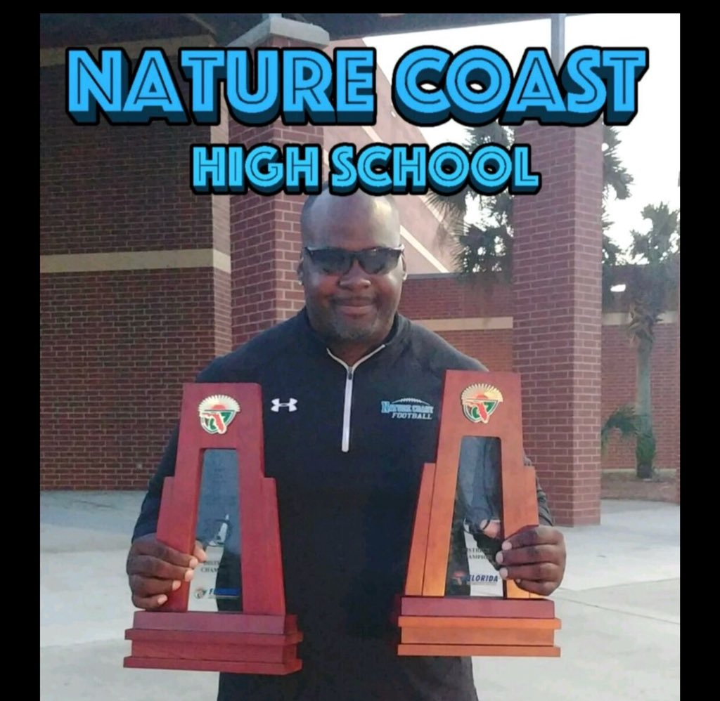 Naturecoastfootball On Twitter Congrats To Coach Story On The