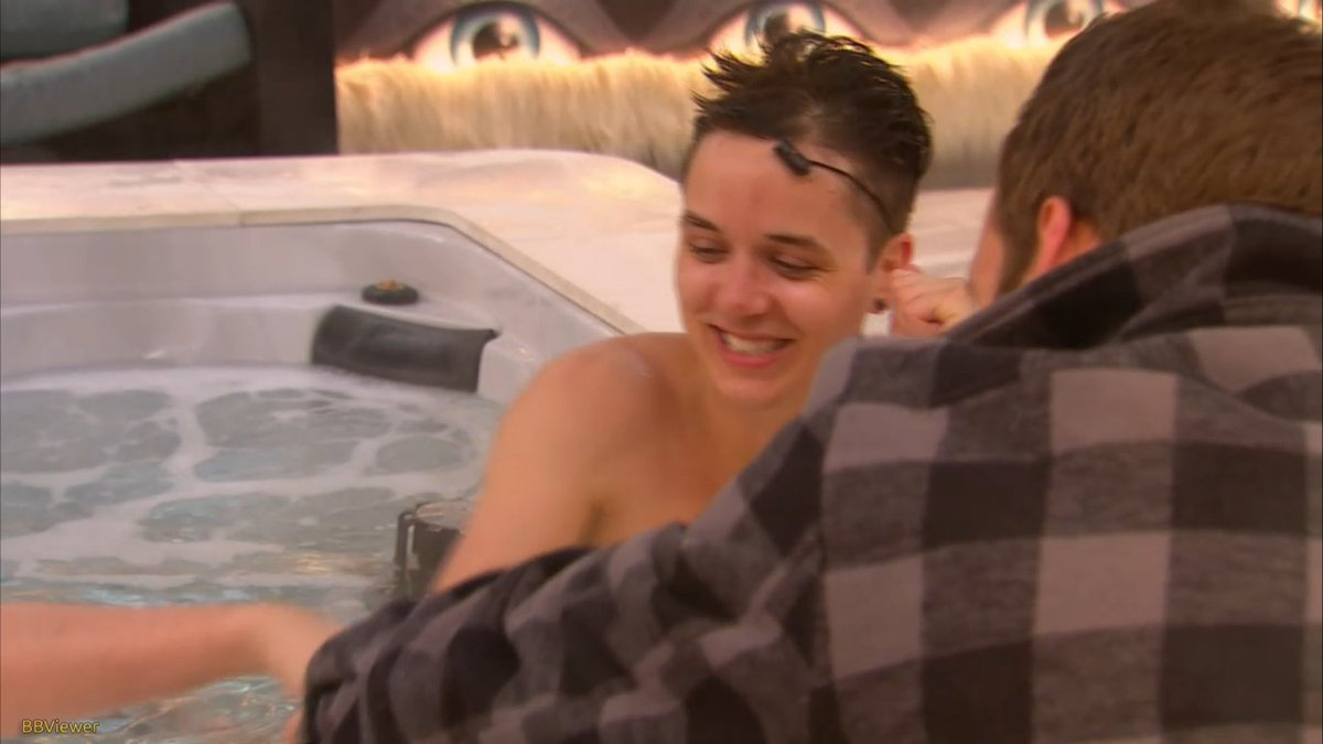 Trio En Jacuzzi.Big Brother Junkie Bbcan7 On Twitter Will Erica
