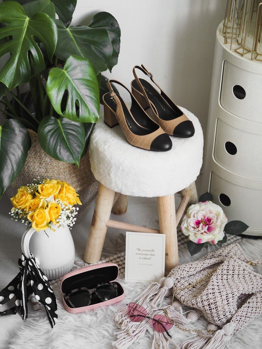 New in Style:  I designed my dream slingbacks with @shoesofprey! Nude croc and a block heel, my signature look designed by me....  Read more: https://t.co/jMlskzZgie  #fbloggers #blogginggals https://t.co/YYhbL1GA5s