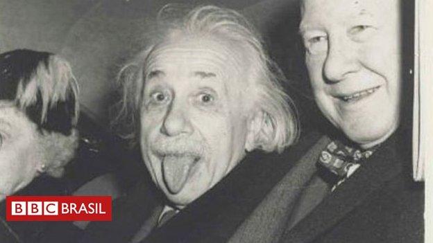 #ArquivoBBC A história por trás da icônica foto de Albert Einstein com a língua de fora https://t.co/9fiAOq55n6