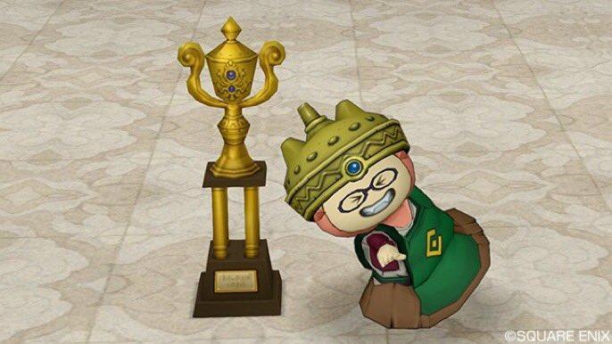 test ツイッターメディア - ドラクエ10  みんなでつくる  『大魔王ゾーマからの脱出』 期間Aの募集は4月16日(月)11:59まで!  優秀作品には 「栄光のトロフィー」を進呈とのこと!  https://t.co/ZZ5tKhRQMk #DQ10 #ドラクエ脱出写真 https://t.co/MvTdbPclpj