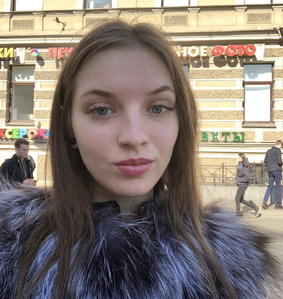 Vika Lita on Twitter: It was a beautyful day. :-) #latex