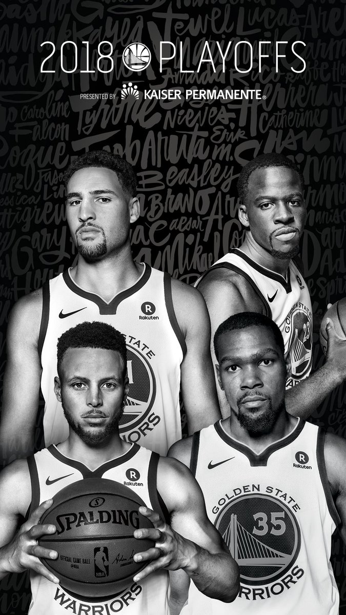 """Golden State Warriors on Twitter: """"It's not Wednesday without new wallpapers 🙃 #WallpaperWednesday #StrengthInNumbers… """""""
