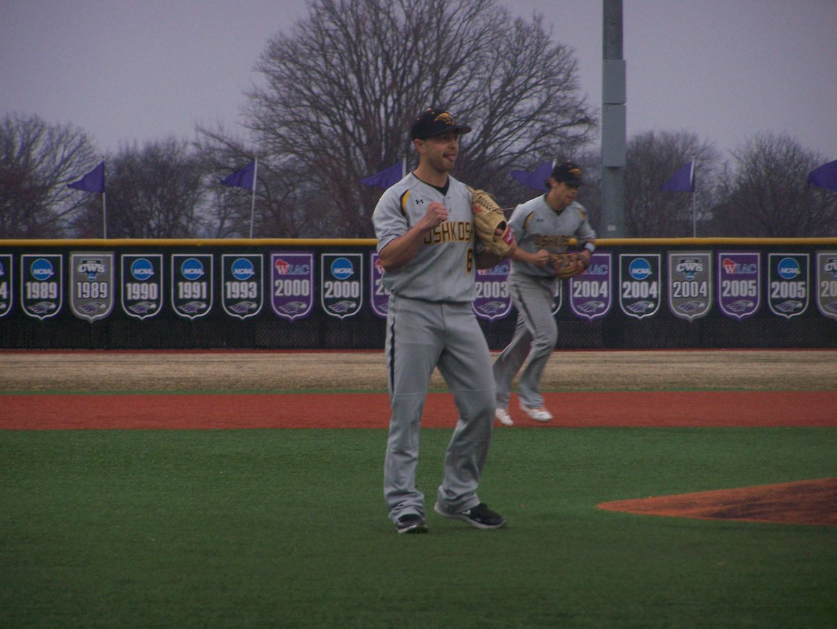 Uw Oshkosh Athletics On Twitter Final Game 2 16 Uwobaseball 6 2 Uw Whitewater 2 Win Nick Mclees 4 1 9 Ip 5 H 2 Bb 5 K Taylor Grimm Jensen Hinton Had 2