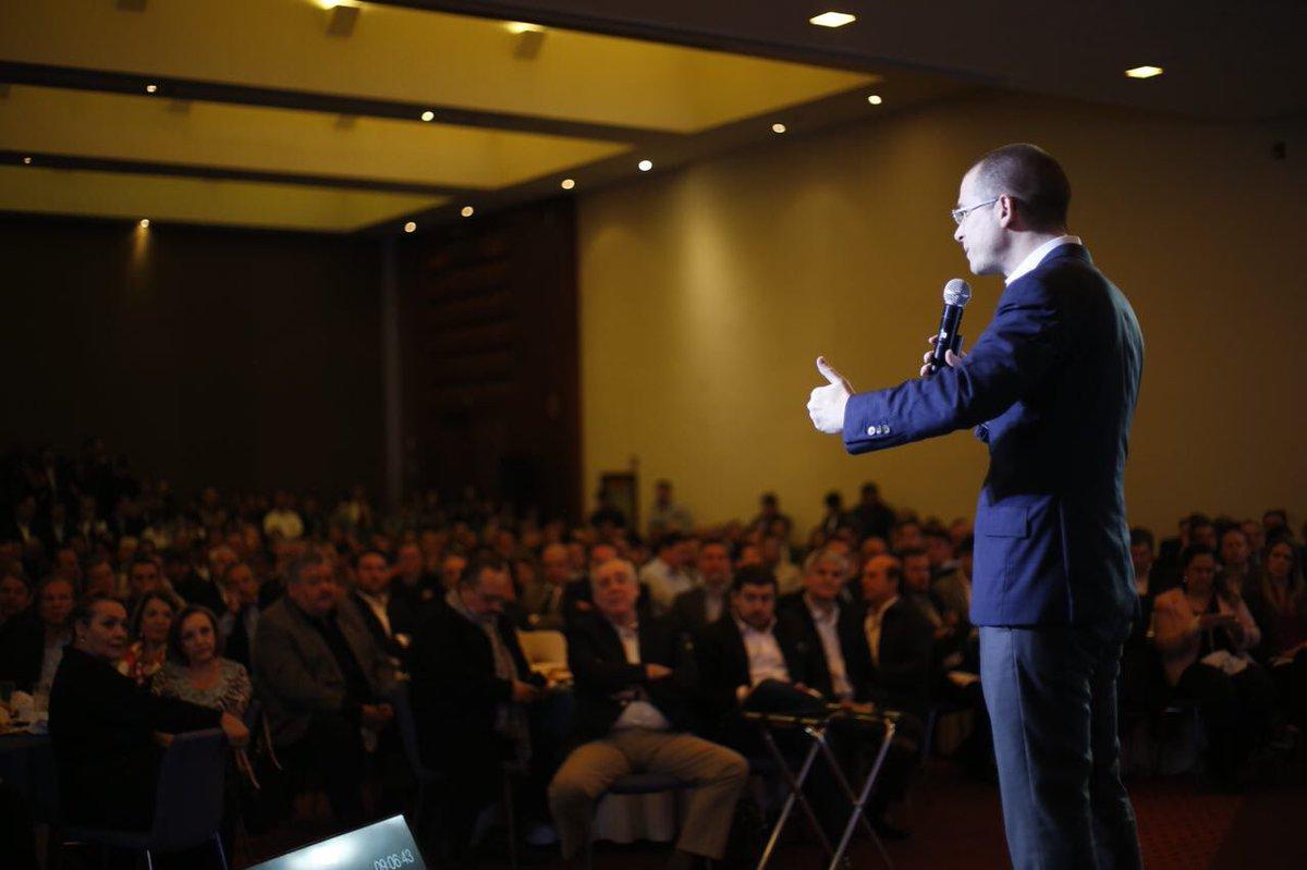 INE define orden de participación de candidatos en el primer debate presidencial