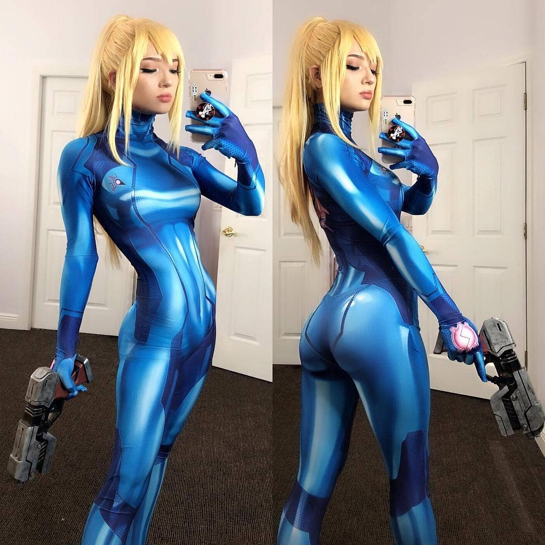 Suggest you samus aran zero suit cosplay the valuable