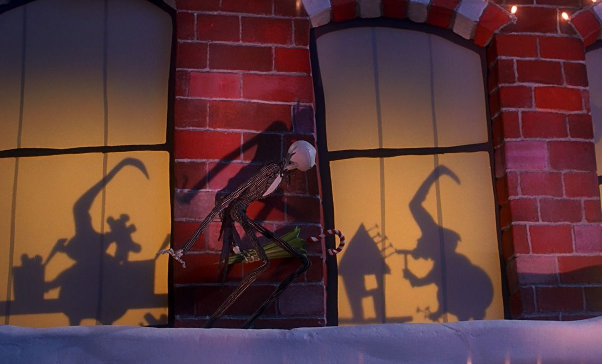 One Perfect Shot On Twitter The Nightmare Before Christmas 1993