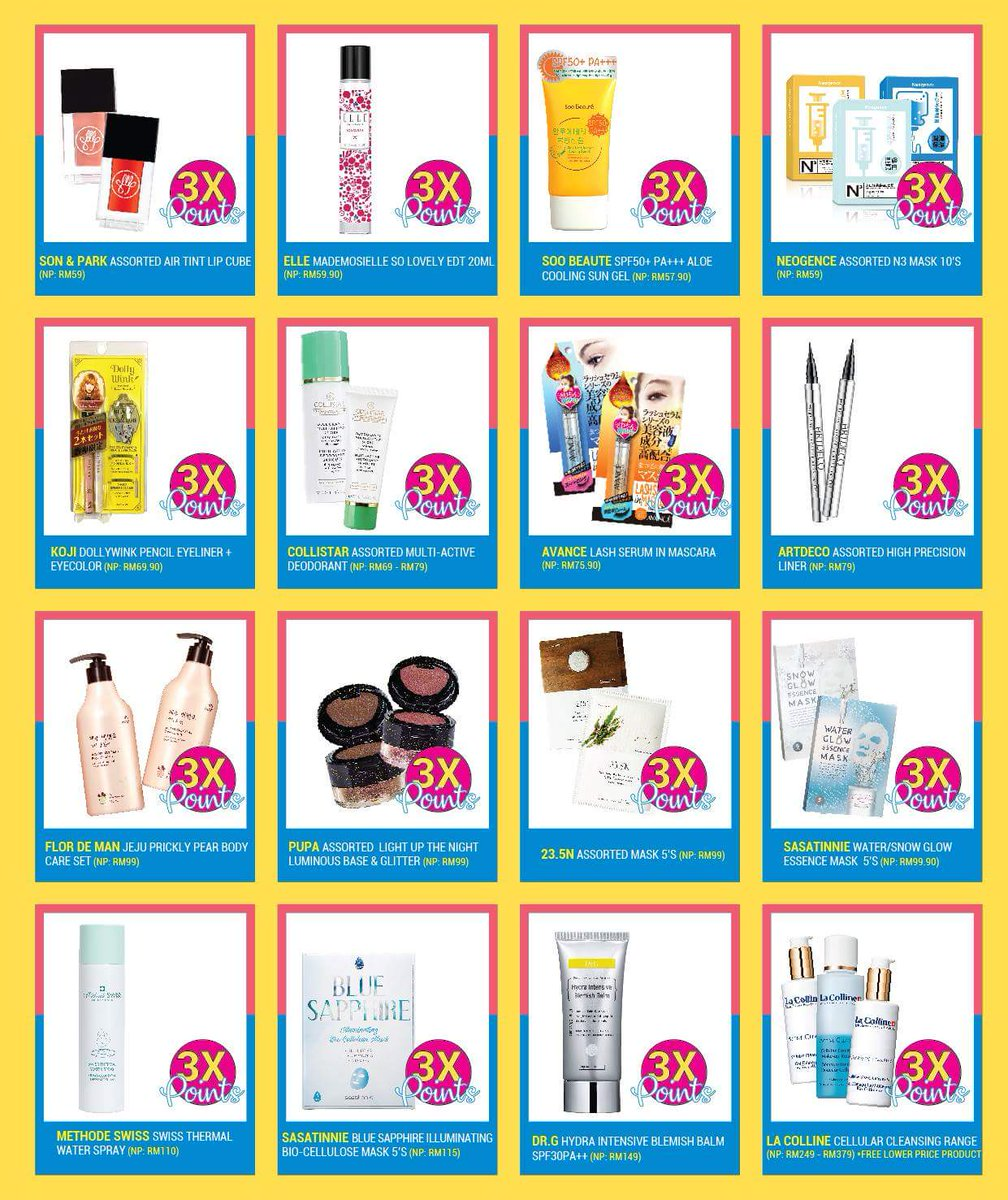 Sasamalaysia Hashtag On Twitter Mediheal Mask Upgrade Ex 3x Penang And Johor This Time Get Additional Discount Across Storewide Purchase Limited Goodies Bag Worth Rm350 Buy 1 Free Points Many More