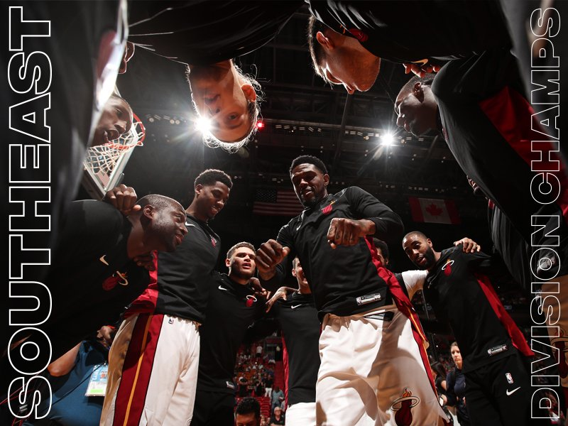 SOUTHEAST DIVISION CHAMPIONS!!!!!!!!!