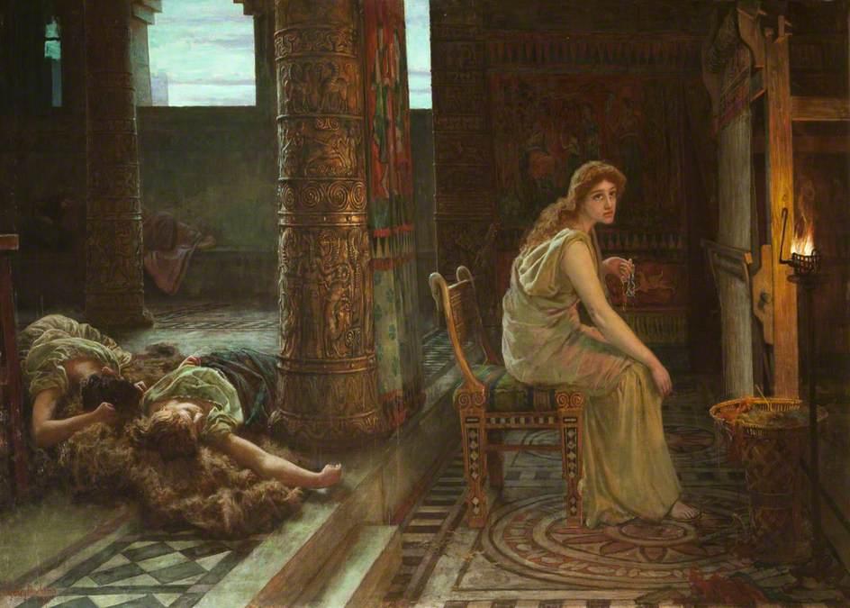 Suitors odysseus penelope Suitors of