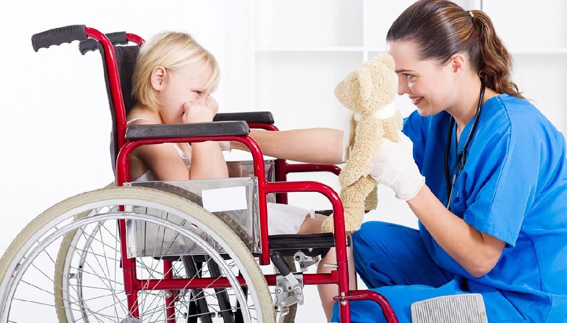 оформить инвалидность ноги болят