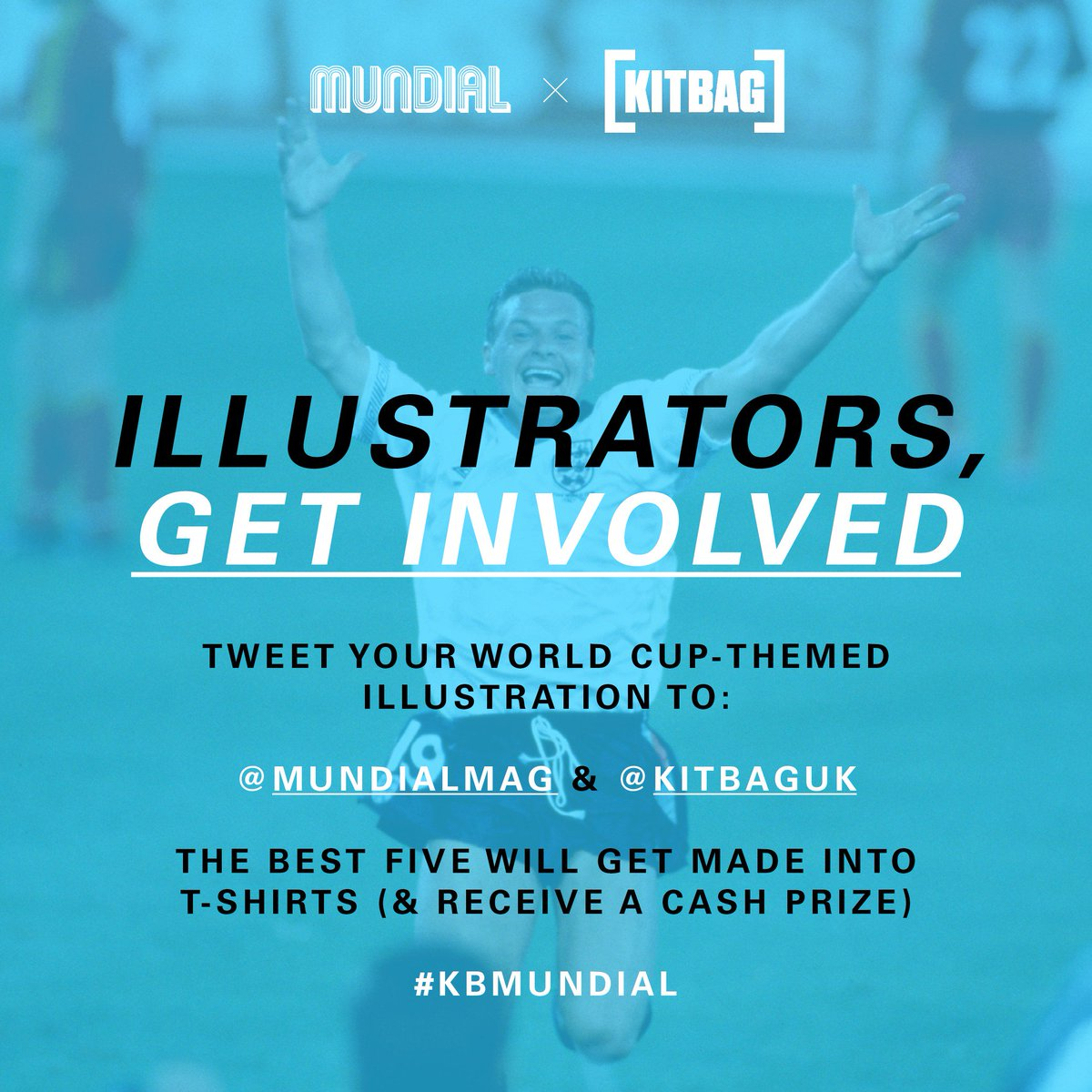 64004d8229 ... of iconic World Cup moments to be in with a chance of being featured -  Competition closes Friday 20th April  KBMundialpic.twitter.com p2dtvfuGOI