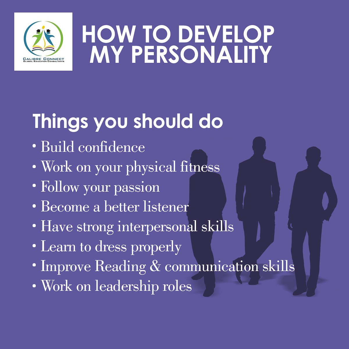 How to develop a great personality