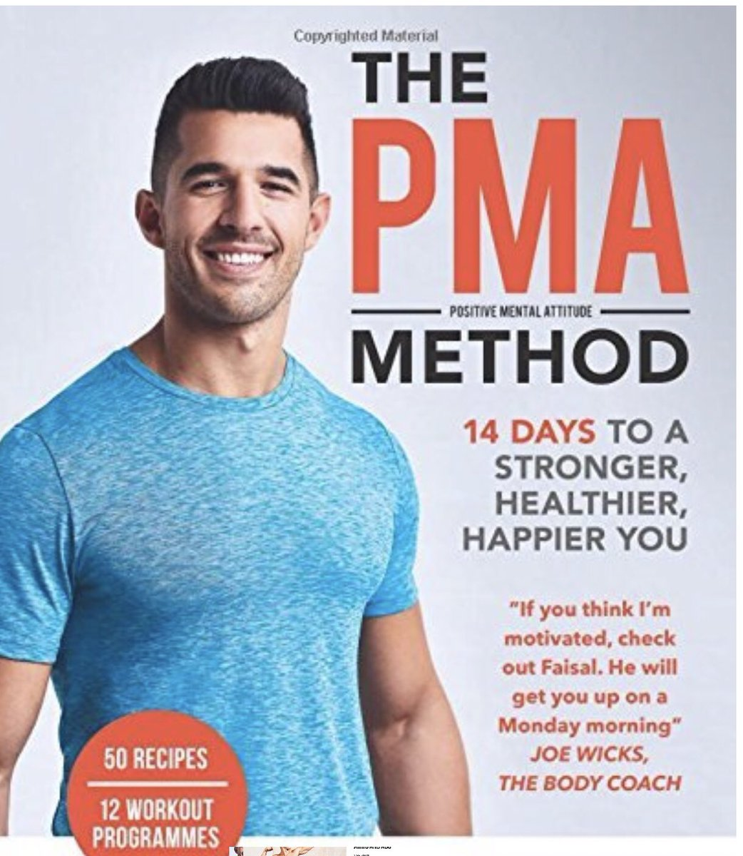 #thepmamethod is out on 3rd May! Pre-order now  https://t.co/r4AeSLGhSD https://t.co/fCu8aF0xIX