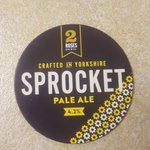 Image for the Tweet beginning: Brewing Sprocket today ready for