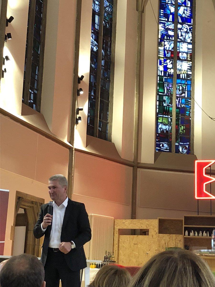 test Twitter Media - Keine Morgenandacht sondern ganz viel Lob für die schöne und erfolgreiche Digitalregion #Aachen. Danke @a_pinkwart. Für mich beginnt mit diesem Morgen-Event ein ganzer Tag in der #DigiChurch mit zwei eigenen Veranstaltungen. Was für ein toller Kraftort @digitalHUBac https://t.co/gkEXyaMWT1