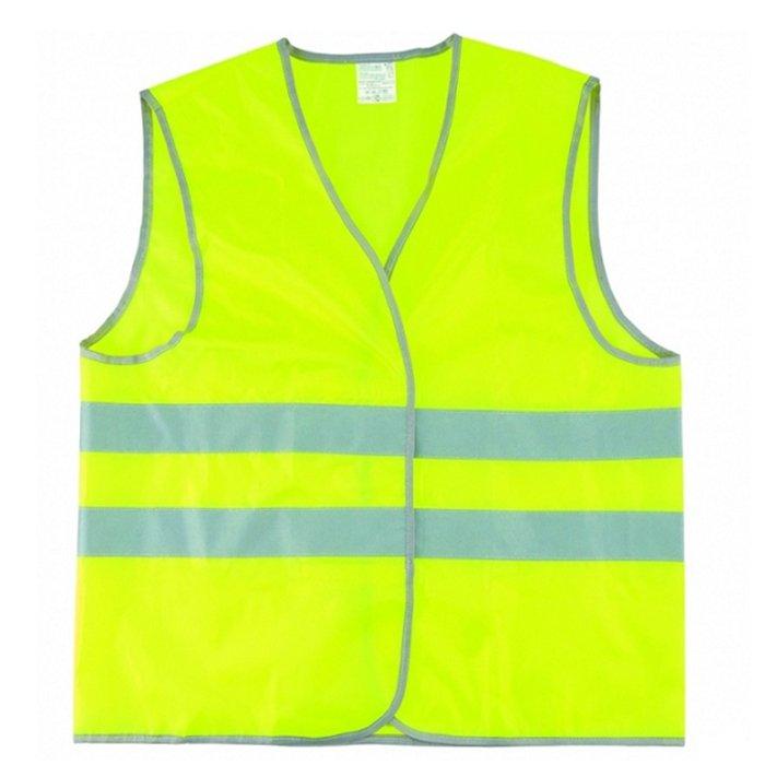жилет светоотражающий для водителей штраф