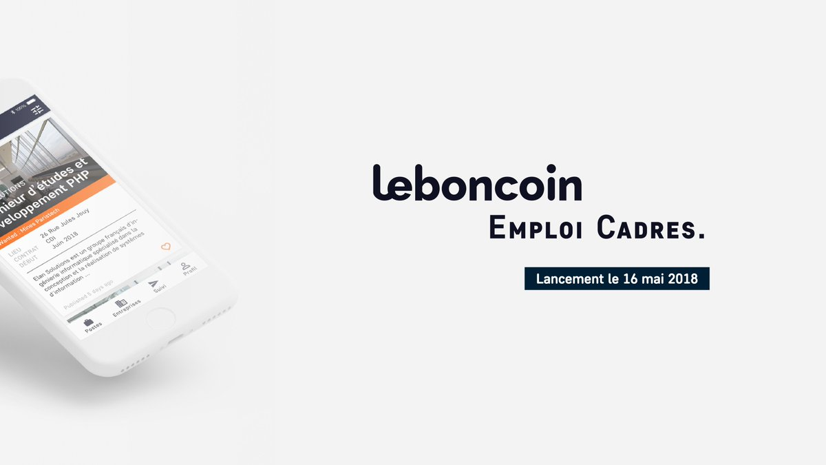 Nicolas Oisel On Twitter La Nouvelle Offre At Leboncoin