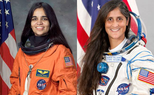 """U.S. Embassy India on Twitter: """"Happy #InternationalDayofHumanSpaceFlight!  This day is celebrated to recognize the beginning of the space era for  mankind. Special shout-out to #IndianAmerican astronauts Kalpana Chawla and Sunita  Williams. #USIndiaSpace @"""
