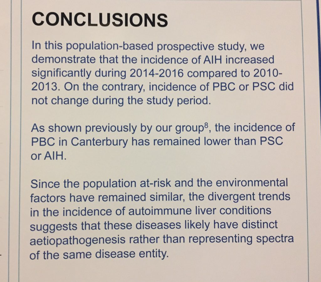 Environmental Factors As Important As >> Psc Support On Twitter Even More Interesting That Aih Is On The