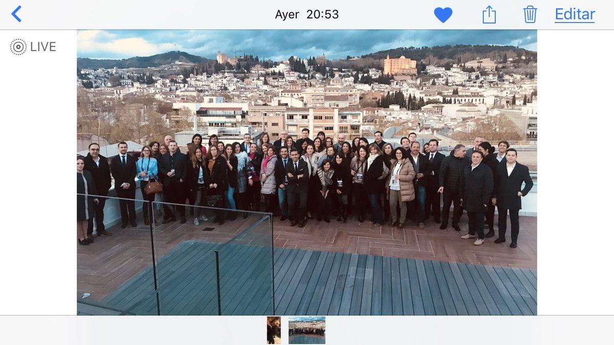 En Granada On Twitter Bheaven Emblemática Terraza De