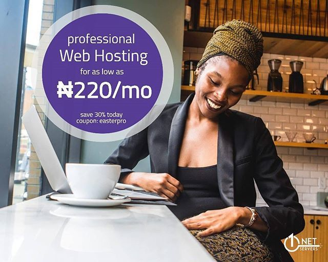 Get a professional web hosting package for as low as ₦220/month.  Save 30% off a year plan. Coupon: easterpro  Visit  http://www. onenetservers.net  &nbsp;   to get started  SPECIAL OFFER: Get a .COM domain for ₦3550/first year reg. #HostwithOneNet #webhosting #business #domain #startup #t…<br>http://pic.twitter.com/qfrpRte9IR