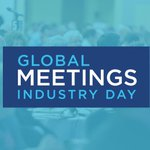 Today is Global Meetings Industry Day! @europeancities Marketing wants to celebrate all meetings professionals who take part in this wonderful industry! #WeAreECM #eventprofs #GMID18