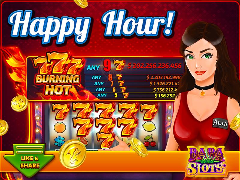 Baba Wild Slots On Twitter Happy Hour At Baba And You Win A