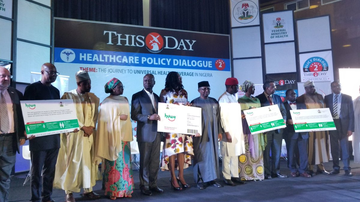 Image result for FG to implement basic healthcare provision fund in August