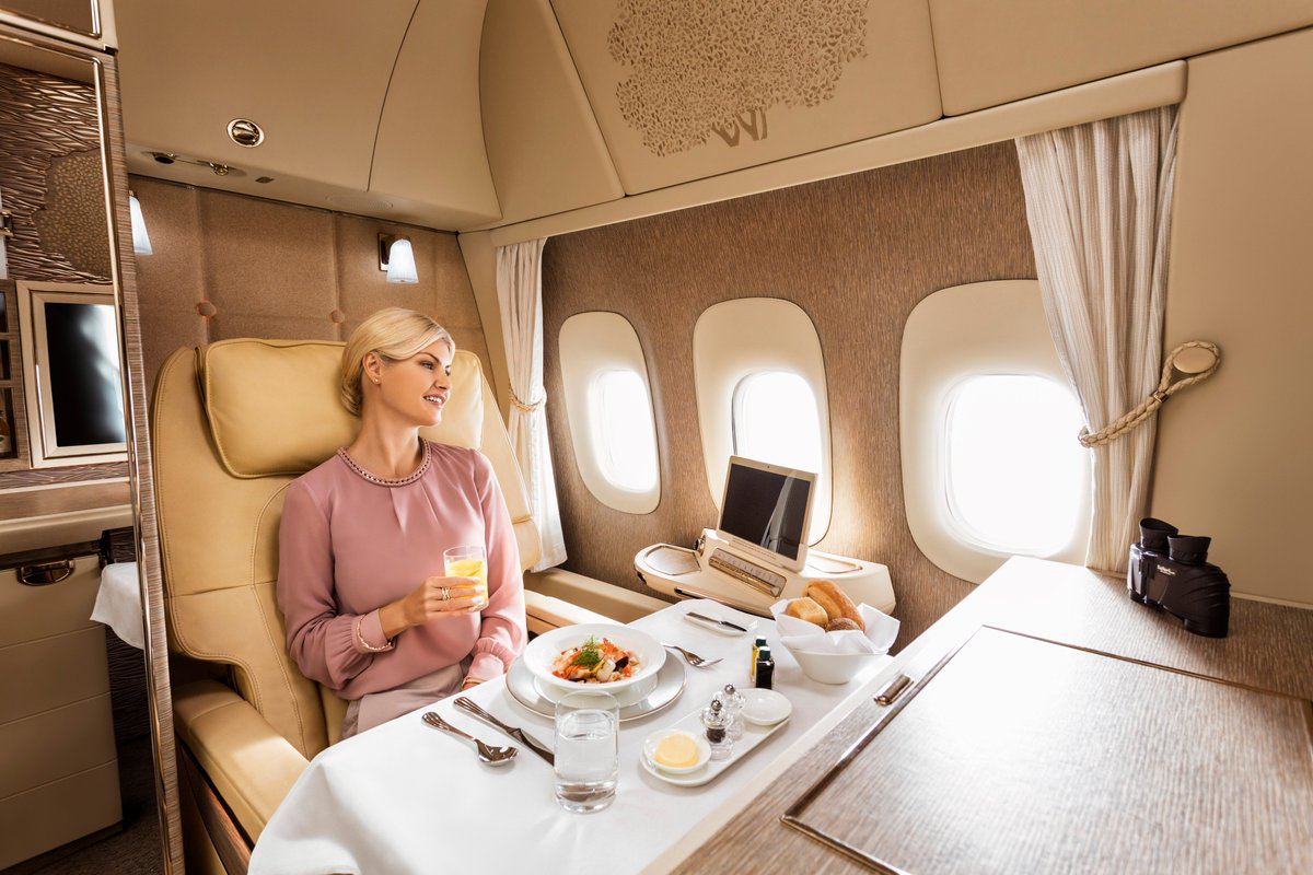 Emirates Airline On Twitter Emirates Will Introduce A New Cabin