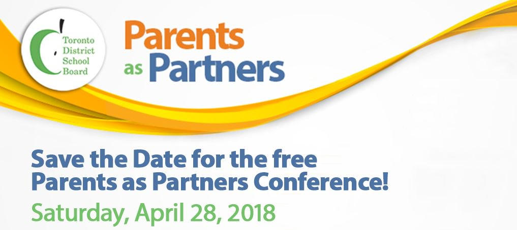 Conference For Parents Saturday April >> Toronto Dsb On Twitter Have You Registered Yet For The Tdsb S