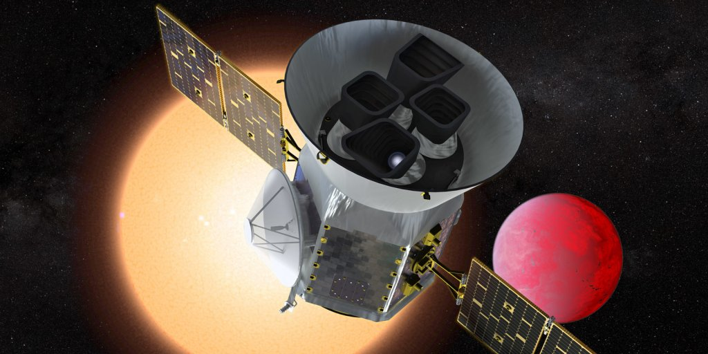 SpaceX is about to launch a NASA telescope that could discover thousands of new alien planets #TESS https://t.co/PqYlLSSBNF