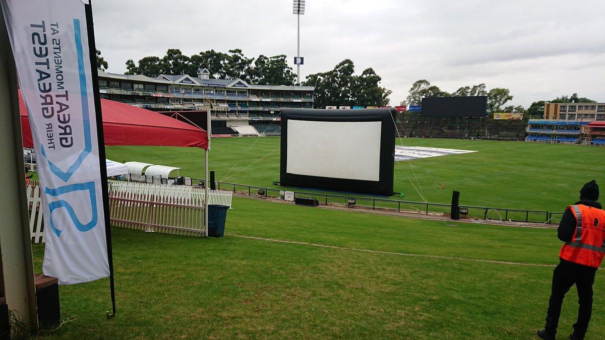 Ready for the screening #RampageMovie @EmpireEntAfrica @GES_SA