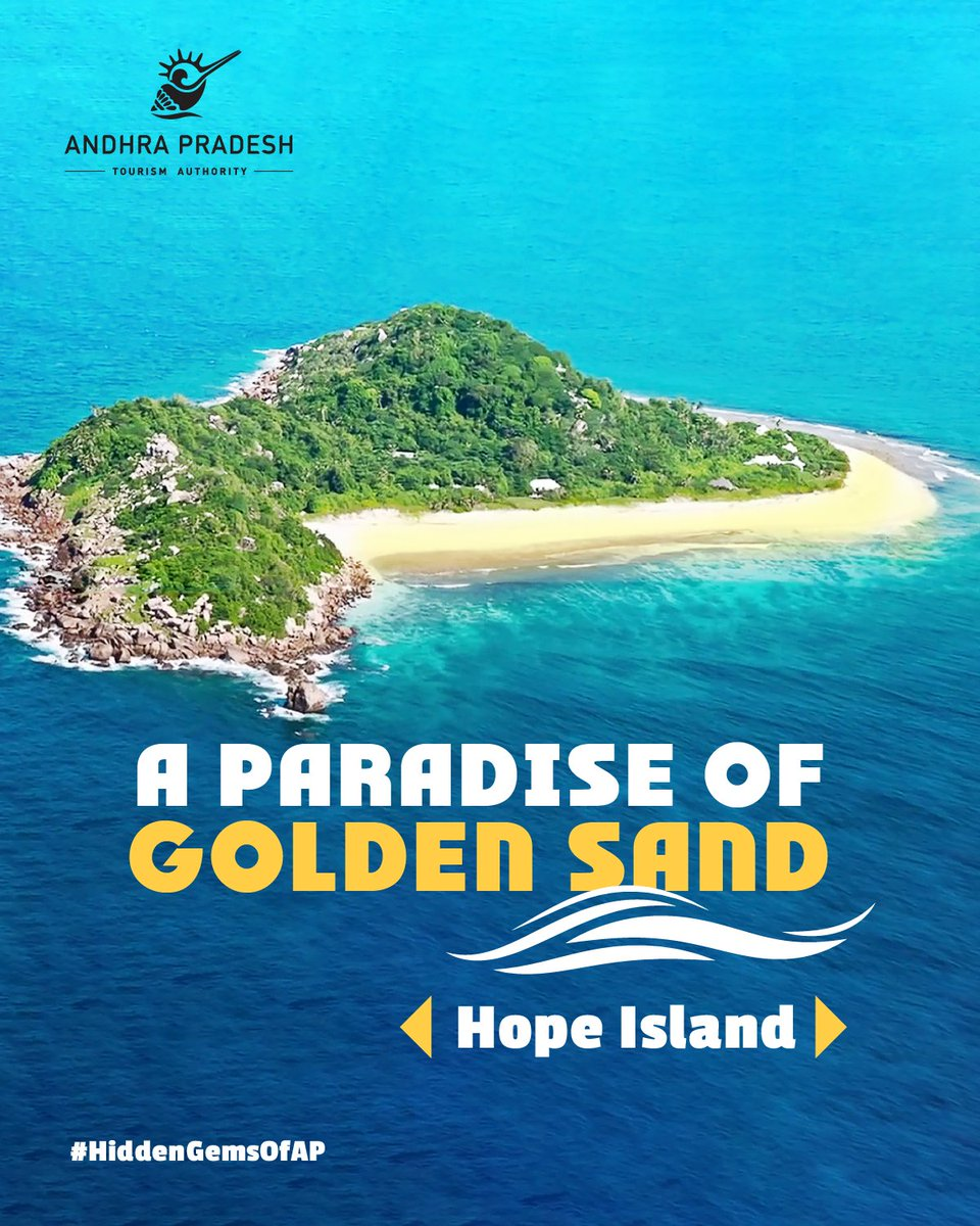 "AP Tourism On Twitter: ""For Years, The Golden Sands Of"