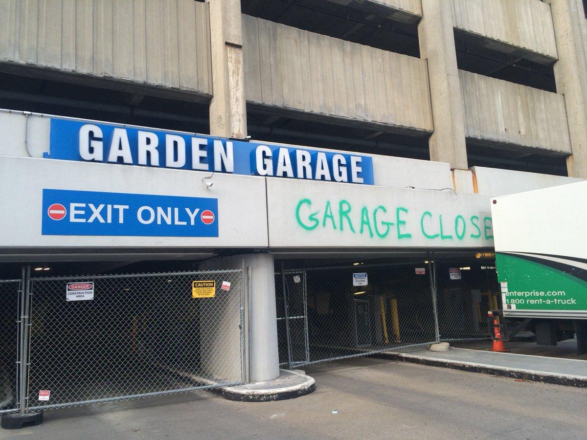 Parking Garages Near Td Garden Fasci Garden