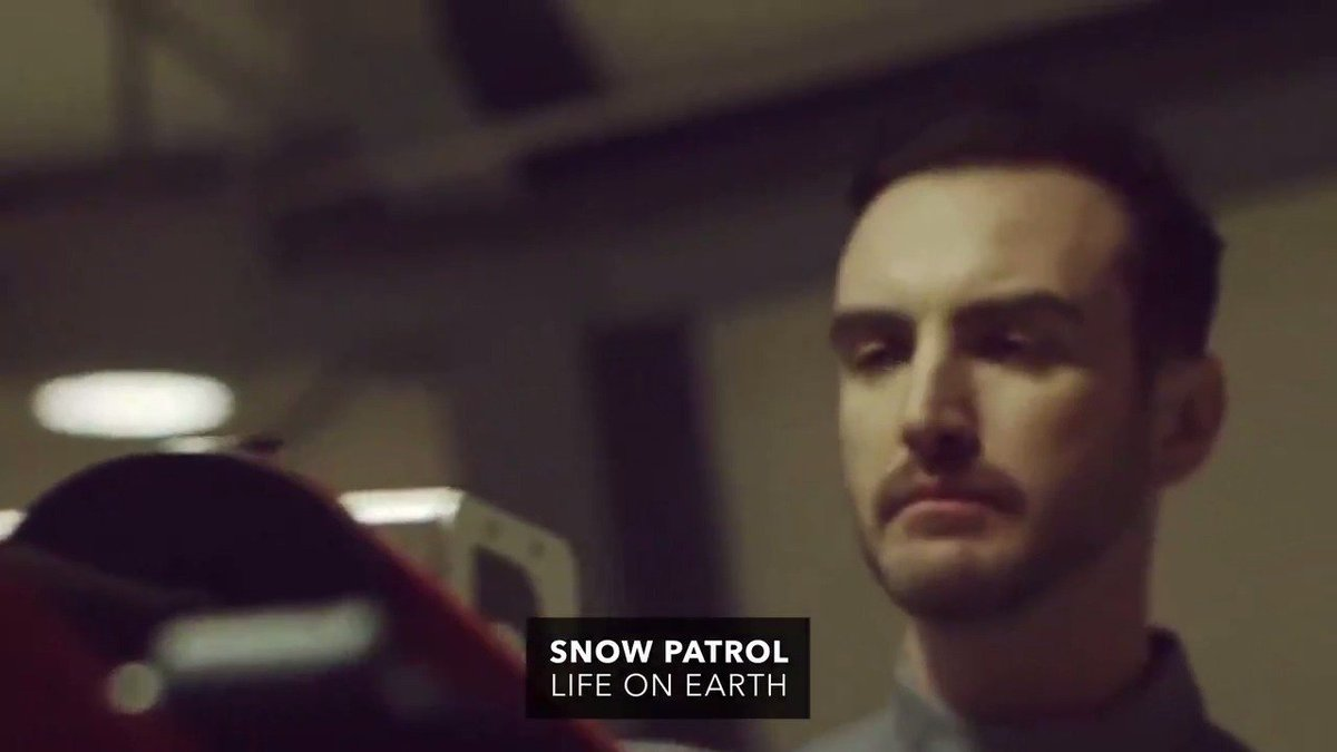 Watch goosebump-inducing 'Life On Earth' video from spacemen-in-training @snowpatrol ▶︎ vevo.ly/7mUahF